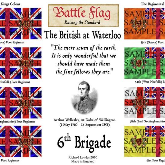 BaW4: The 6th Brigade