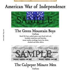 AWI/CA/001 The Green Mountain Boys