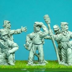 Artillery Crew Kepi