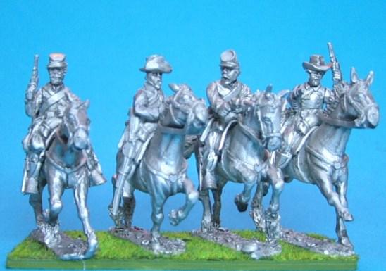 Cavalry troopers pistols.