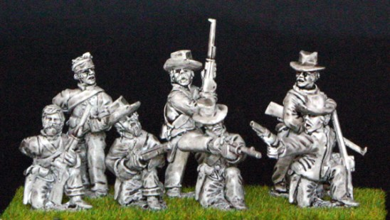 Confederate dis Cavalry
