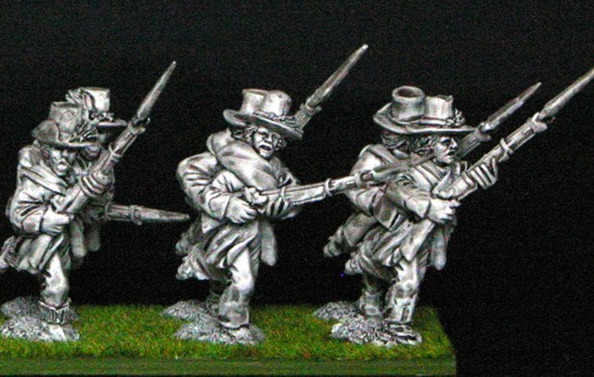 Iron brigade. Adv/ch