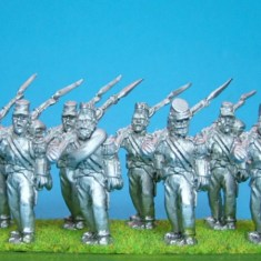 28mm 79th new york volunteer Highland infantry.