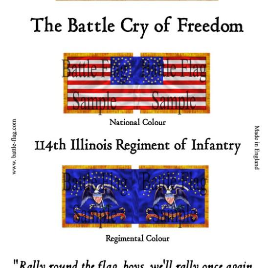 114th Illinois Regiment of Infantry