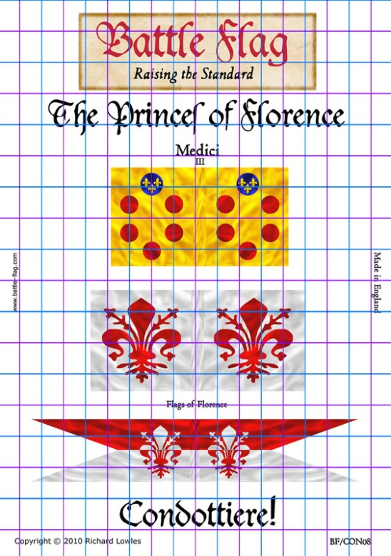 Medici (variant III) (Florence)