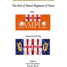 ECW/PAR/002 The Earl of Essex's Regimente of Foote
