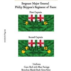 ECW/PAR/013 (B) Sergeant Major General Skippon's Regiment of Foo