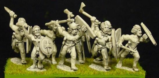 Naked warriors (b)