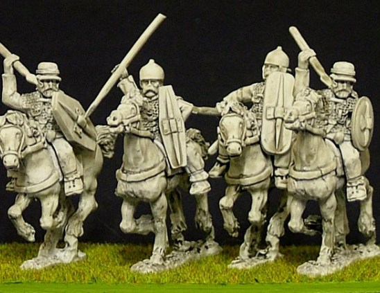 Cavalry Nobles