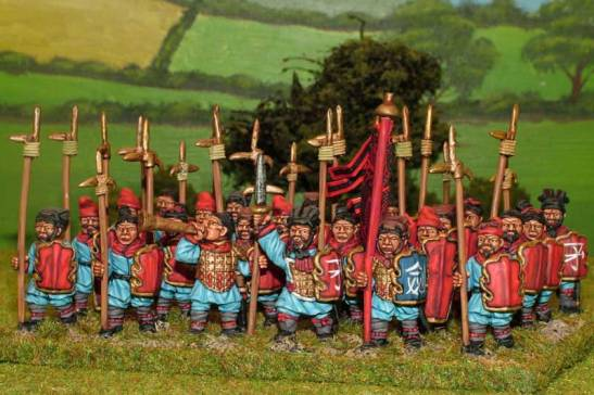 CHP08 Spearmen.