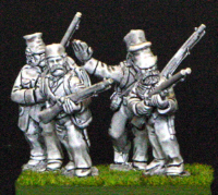 British Rifles inc command