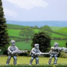 28mm Korean War Chinese infantry