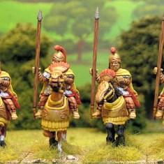 Hetairoi (Companions) Half Barding