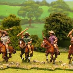 Thessalian light cavalry