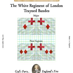 ECW/PAR/022 (B) The White Regiment of London Trayned Bande
