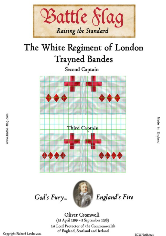 ECW/PAR/023 (C) The White Regiment of London