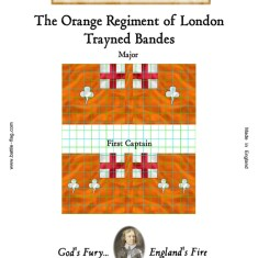 ECW/PAR/025 (B) The Orange Regiment of London