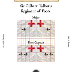 Sir Gilbert Talbot's Regiment of Foote