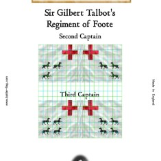 ECWROY028 Sir Gilbert Talbot's Regiment of Foote