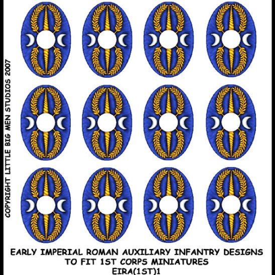 Auxilary infantry 1