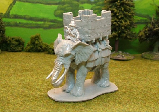 28m carthaginian EL, H.African Elephant