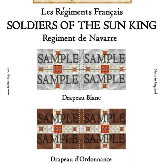 Friii: Regiment de Navarre