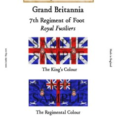 GB1: 7th Regiment of Foot