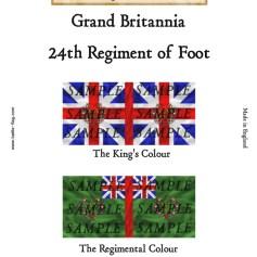 GB8: 24th Regiment of Foot