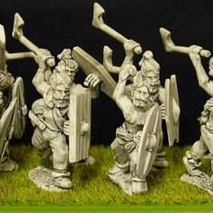 Germanic Unit Packs