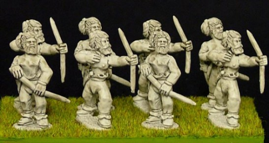 germanic Archers