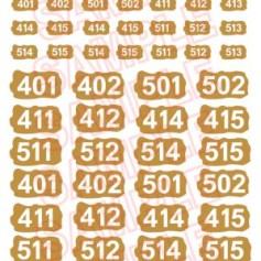 German Numbers 2 Sand
