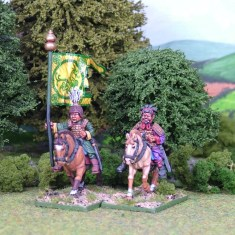 HN03 General and Standard Bearer.