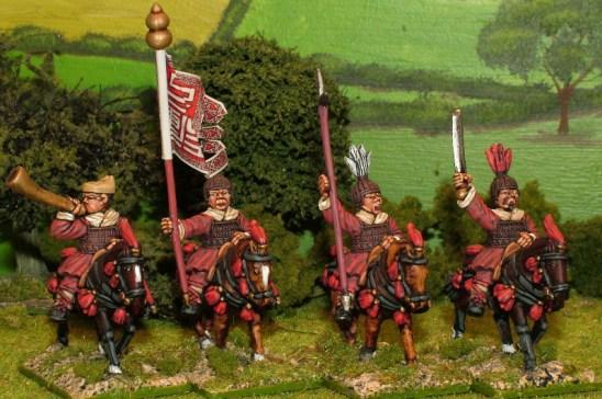 HN06 Cavalry command.