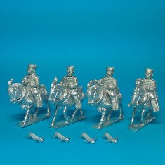 HN08 Cavalry with crossbows.