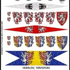 HERALDIC TRANSFERS 1