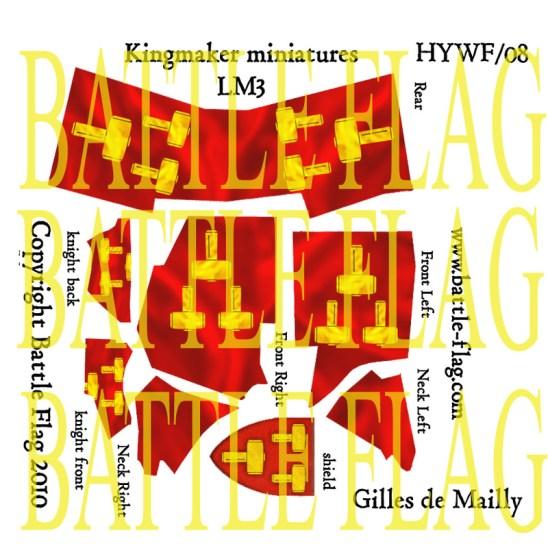 Gilles de Mailly (H3)
