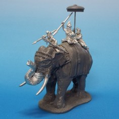 28mm porus on elephant