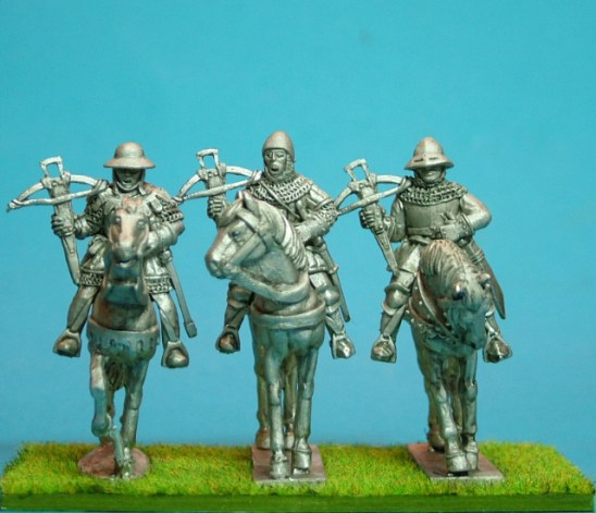 Mounted crossbowmen I