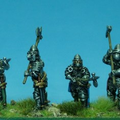 Dismounted knights II