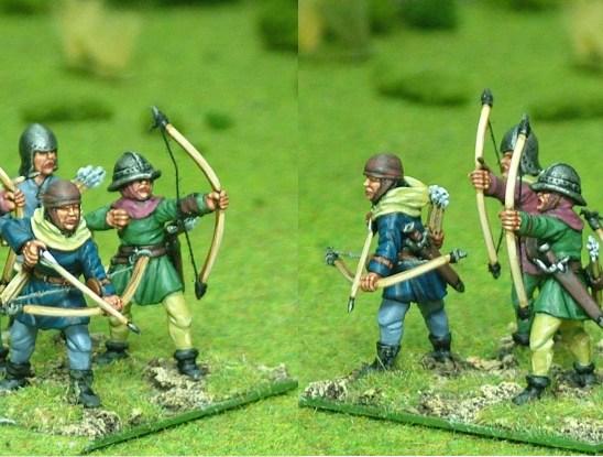 Longbowmen I