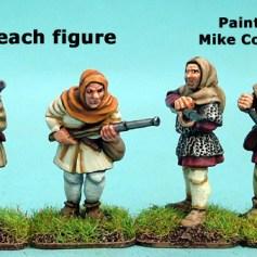 Hussite Hand Gunners I
