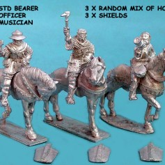 Hussite Heavy Cavalry Command