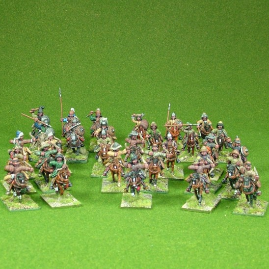 Lion Rampant 24pt Steppe Tribes Starter Army