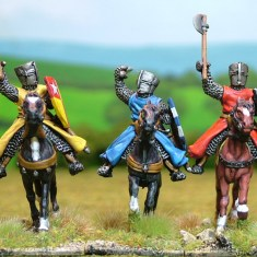 ME03a Mounted Knights/Sergeants