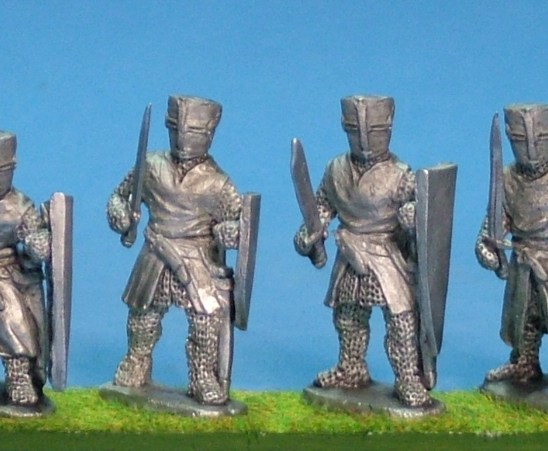 ME24 Foot knights with hand weapons 2.