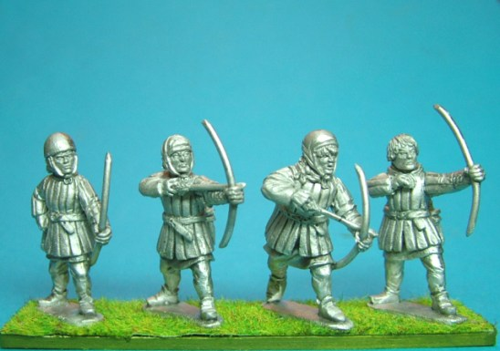 ME51a Archers in Aketon-Gambeson 1