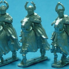 MET04 28mm Mounted Teutonic KnightsMounted Knights 2