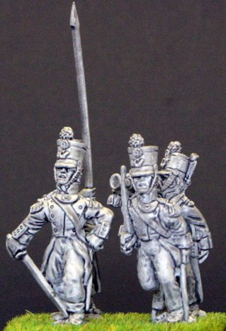 28mm mexican american war Mexican Light infantry Command