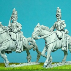 Mexican Line cavalry command