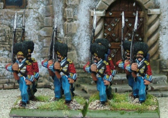 28mm mexican american war Guards of supreme power